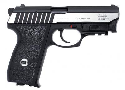 Пневматичний пістолет Gletcher SS P232L Blowback Sig Sauer Зіг Зауер ЛЦУ блоубэк газобалонний CO2 120 м/с