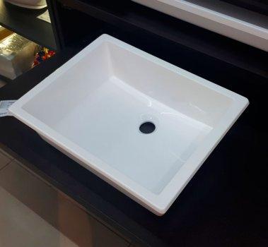 Раковина (умывальник) Fancy Marble Lester 405 Белый