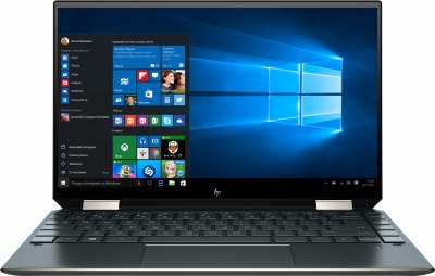 Ноутбук HP Spectre x360 Convertible 13-aw2006ua (423T7EA) Poseidon Blue