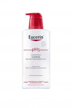 Легкий лосьйон Eucerin pH5 400 мл (4005800204890)