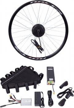 "Електричний велонабір Velotrade Мотор-колесо 26"" задній редуктор 350 Вт 36 В 10 А·год 17 A (EBK-008)"