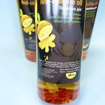 Масло антицелюлітне Top Beauty Anti cellulite Oil 200 мл