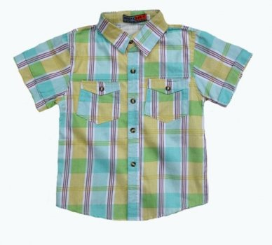 Сорочка для хлопчика SUBTLETY 03 різнобарвний