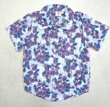 Сорочка для хлопчика AIQINIAO різнобарвний