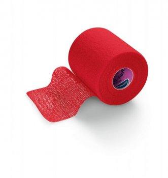 Бинт когезивный самофиксирующийся Peha-haft 8см х 4м, красный