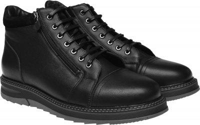 Ботинки Caman 65258/54-1 Черные