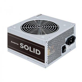Блок живлення Chieftec GPP-600S, ATX, APFC, 12cm fan, ККД >85%, bulk