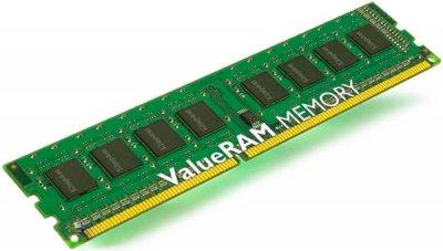 Оперативна пам'ять Kingston DDR3-1600 4096 MB PC3-12800 (KVR16N11S8/4WP)