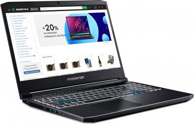 Ноутбук Acer Predator Helios 300 PH315-53-76QA (NH.QAVEU.007) Abyssal Black