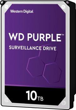 "Жорсткий диск Western Digital Purple 10TB 7200rpm 256MB WD102PURZ 3.5"" SATA III"