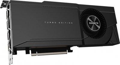 Gigabyte PCI-Ex GeForce RTX 3080 Turbo 10G 10GB GDDR6X (320bit) (1710/19000) (2 х HDMI, 3 x DisplayPort) LHR (GV-N3080TURBO-10GD v2.0)