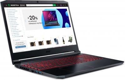 Ноутбук Acer Nitro 5 AN515-55-77YC (NH.Q7JEU.01F) Obsidian Black