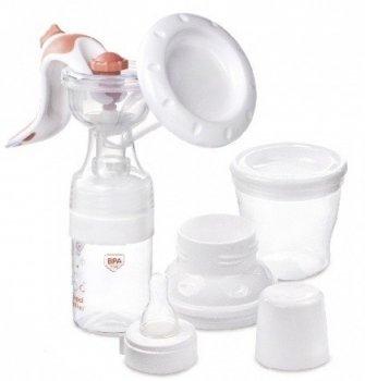 """Молоковідсмоктувач ручний EasyStart (BPA free) """"CANPOL BABIES"""" 12/203"""