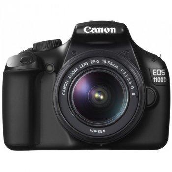 Дзеркальний фотоапарат Canon EOS 1100D Kit 18-55