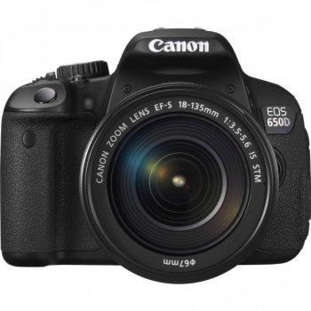 Canon EOS 650D kit 18-135