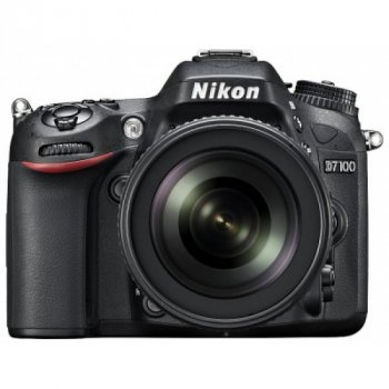 Nikon D7100 Kit AF-S DX VR 18-105 mm f/3.5-5.6 G ED