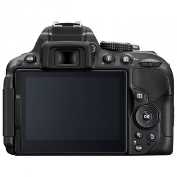 Nikon D5300 Kit 18-55 mm VR AF-P Black