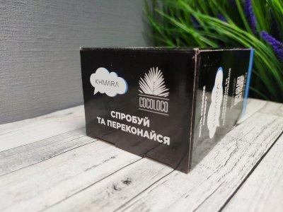 Вугілля для кальяну кокосовий Хмара Cocoloco (упаковка 72шт)
