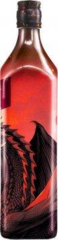 Виски Johnnie Walker A Song Of Fire 0.7 л 40.8% (5000267178424)