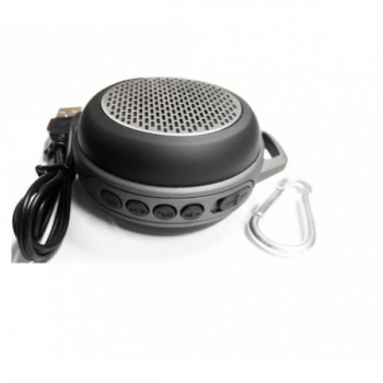 Портативная колонка Bluetooth SOMHO s327 черная
