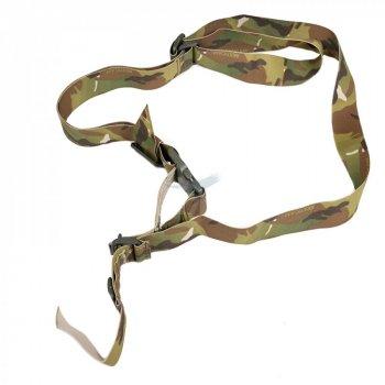Оружейный ремень трехточечный Hasta Silent (Ver 2) 32002 MULTI