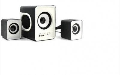 Колонки для ПК, ноутбука, MP3 или MP4 плеера SPEAKER FT-201