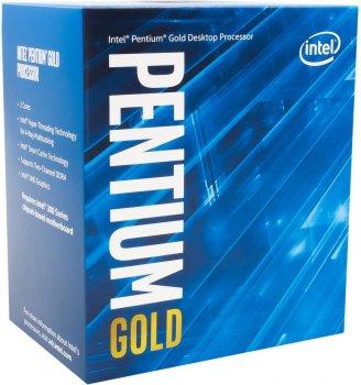 Процесор Intel Pentium G5600F 3.9GHz/8GT/s/4MB (BX80684G5600F) s1151 BOX