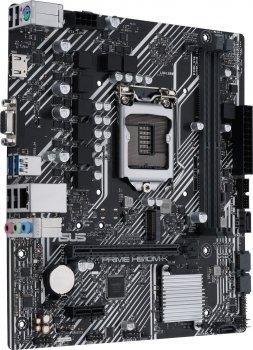Материнська плата Asus Prime H510M-K (s1200, Intel H510, PCI-Ex16)