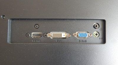"""Монитор 27"""" AOC 2752VH LED FULL HD 1920x1080 HDMI/VGA/DVI Б/У"""