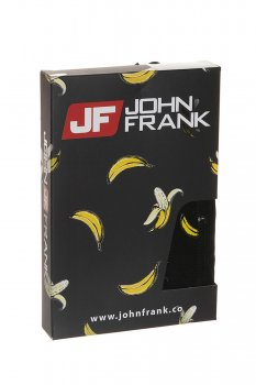 Трусы боксеры John Frank Чёрный (johana) (58752)