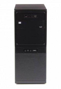 Корпус Delux MD206 Black (MD206 w/o PSU)