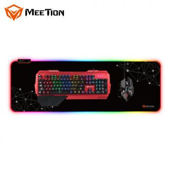 Коврик для мыши с подсветкой RGB MeeTion PD121 880*309.5*4 мм