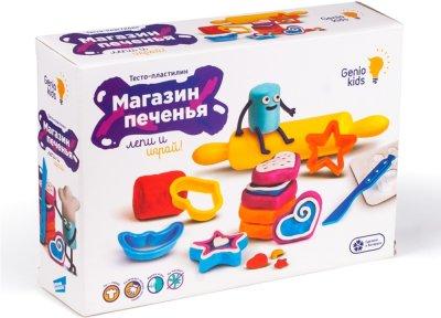 Набор для детской лепки Genio Kids Магазин печенья (TA1038V)