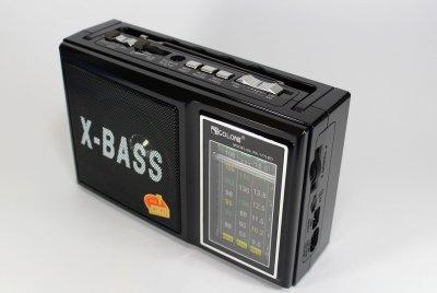 Радиоприемник Golon RX-177 FM AM SW Mp3 USB SD с фонариком (sp_2535)