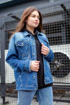 Джинсова куртка Without Woman