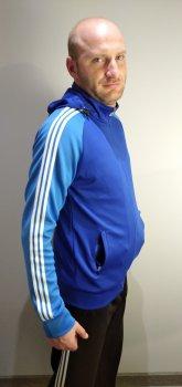 Мужской спортивный костюм Sport A04 голубой