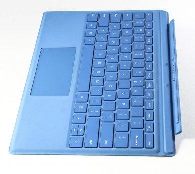 Клавиатура Microsoft Type Cover Surface Pro3 4 1725 Model Б/У голубой