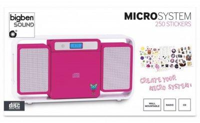 Портативний CD-плеєр Bigben MCD10, б/в