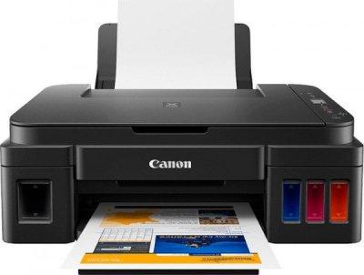 Багатофункціональний пристрій A4 Canon Pixma G2415 (СНПЧ) (2313C029)