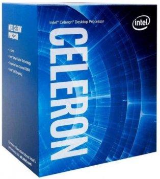 Процесор CPU Celeron DC G5905 3.5 GHz/4MB/14nm/58W (BX80701G5905) s1200 BOX / Comet Lake / Intel UHD 610