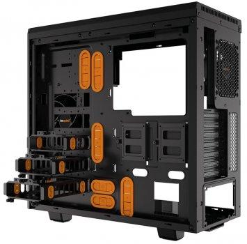Корпус be quiet! Pure Base 600 Window Orange (BGW20) без БП