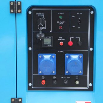 Генератор дизельный EnerSol SKDS-14EB