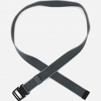 Мужской ремень Traum 8718-584 (120 х 3.8 см) Серый
