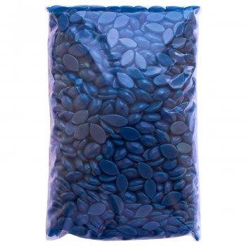 Пленочный воск для депиляции BeautyHall Hot Film Wax Голубой в гранулах 200 г C_FWP1K_BL/200