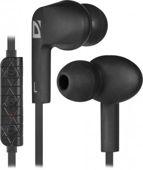 Навушники Defender FreeMotion B680 Bluetooth Black (63680)
