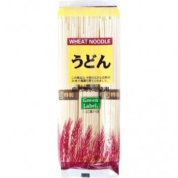 Локшина пшеничне Green Label Удон 300г