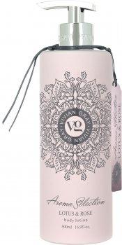 Лосьон для тела Vivian Gray Лотос и роза 500 мл (4250120720128)