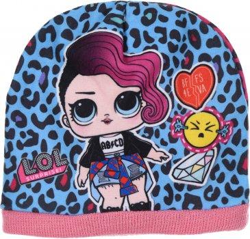 Зимняя шапка Disney Lol Surpri HS4349 52 см Pink (3609084092078)