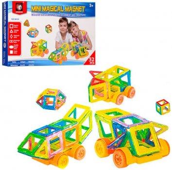 Магнитный конструктор Qunxing Toys 32 детали (4812501165371)