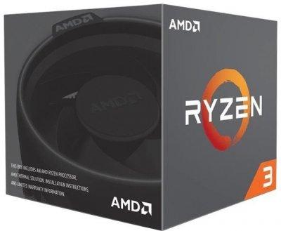 Процесор AMD Ryzen 3 1200 YD1200BBAFBOX (sAM4, 3.2 Ghz) Box (6563509)